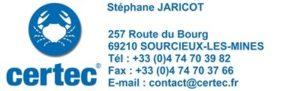 CERTEC Stephane JARICOT